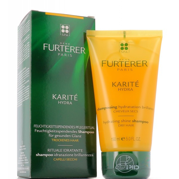 Rene Furterer karité Hydra shampoo latte  idratazione e brillantezza 150ml