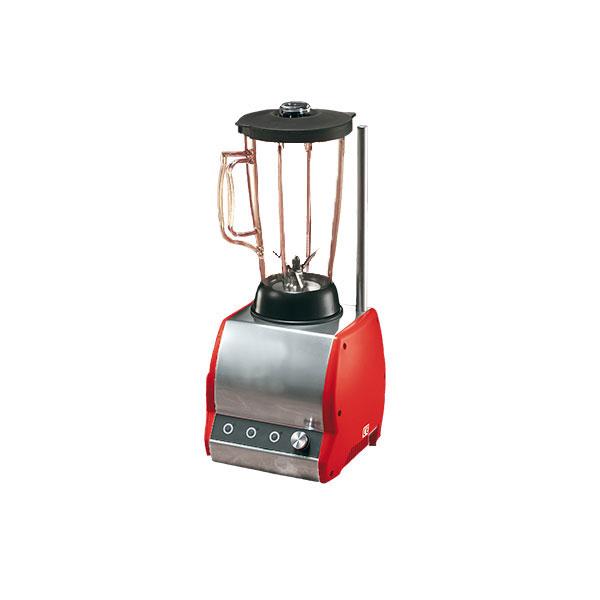 Mixer Asolo Edelstahl Behälter aus Polycarbonat mit 2 liter  230 V