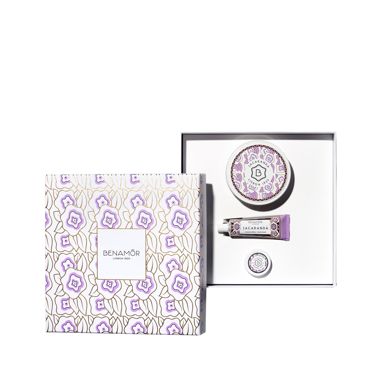 Jacarandá - Gift Set Hand & Body
