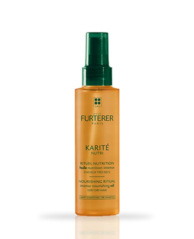 Rene Furterer Karité Nutri olio nutrizione intensa capelli secchi e molto secchi- pre shampoo