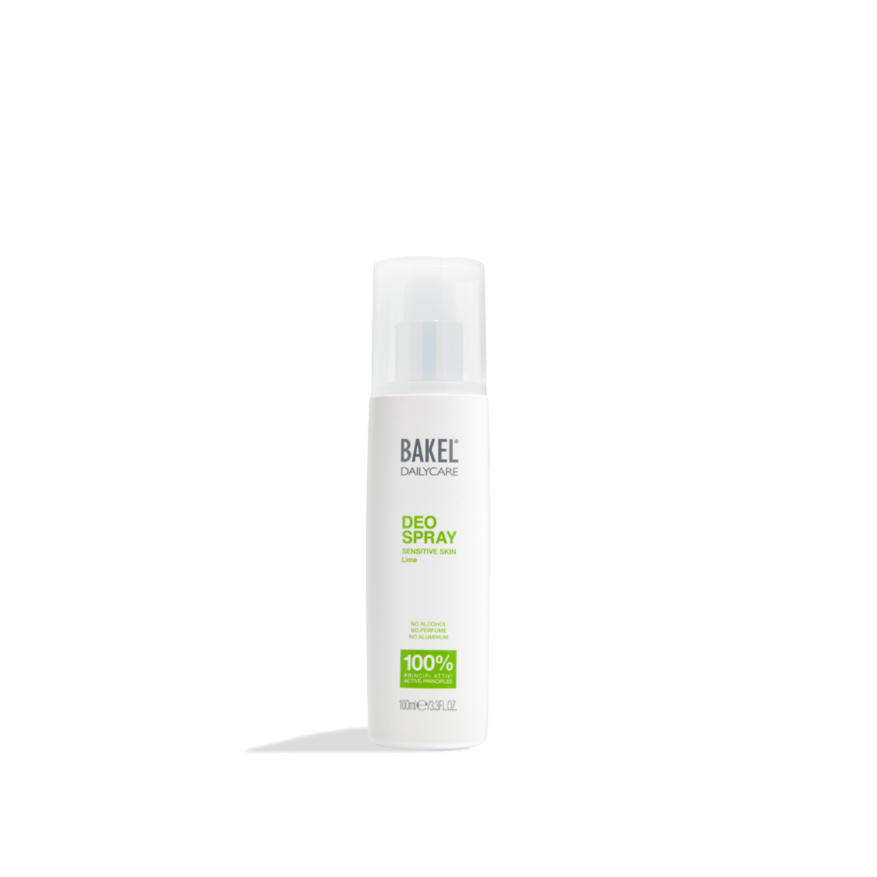 Deo spray Lime