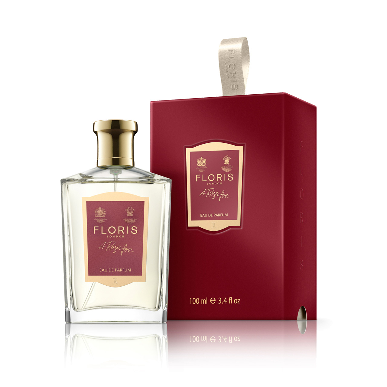 A Rose For... - Eau de Parfum - Private Collection