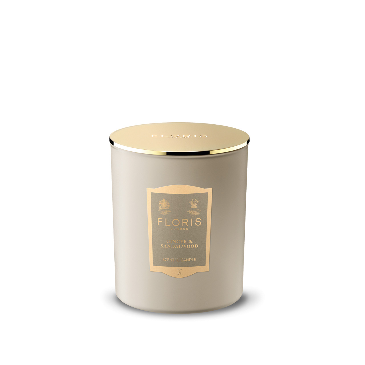 Ginger & Sandalwood - Candle