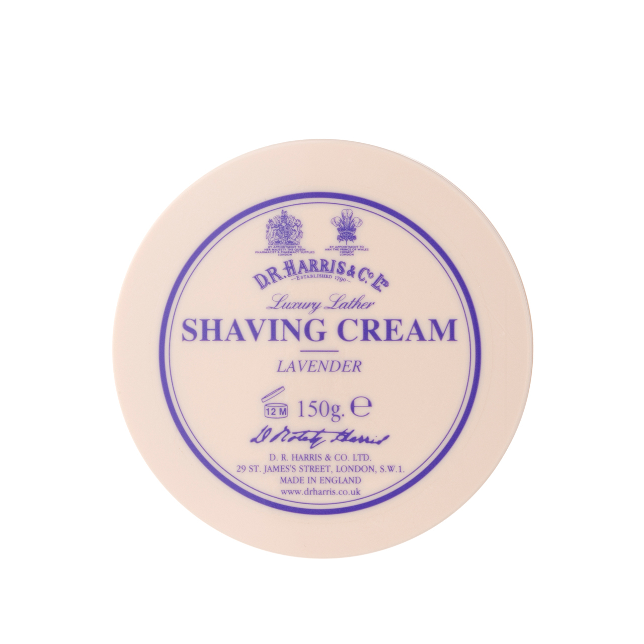 Lavender - Shaving Cream Bowl