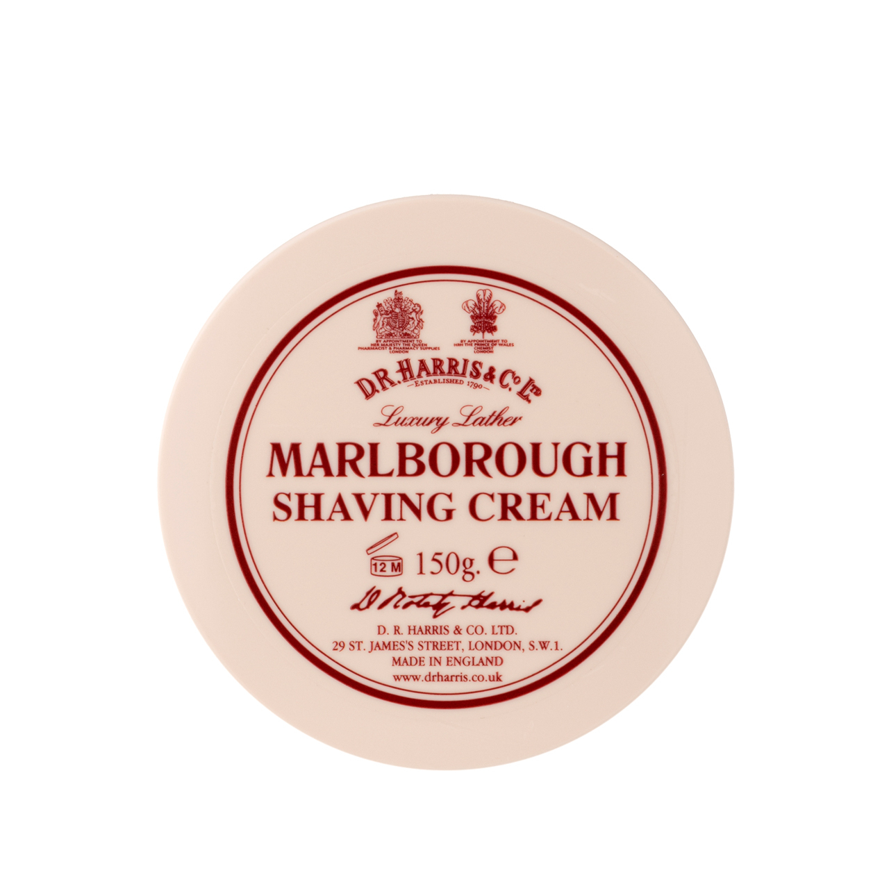 Marlborough - Shaving Cream Bowl