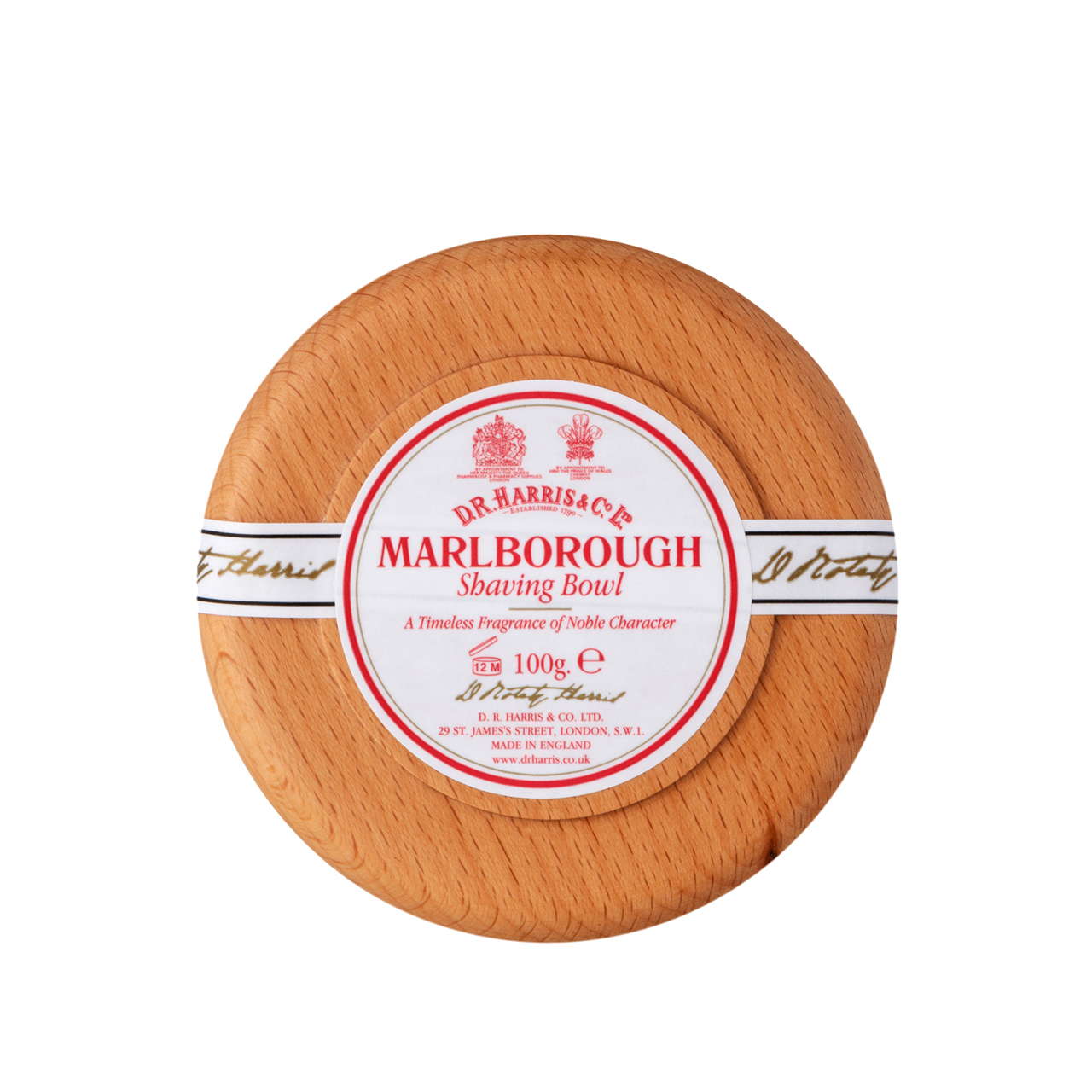Marlborough - Shaving Soap Bowl