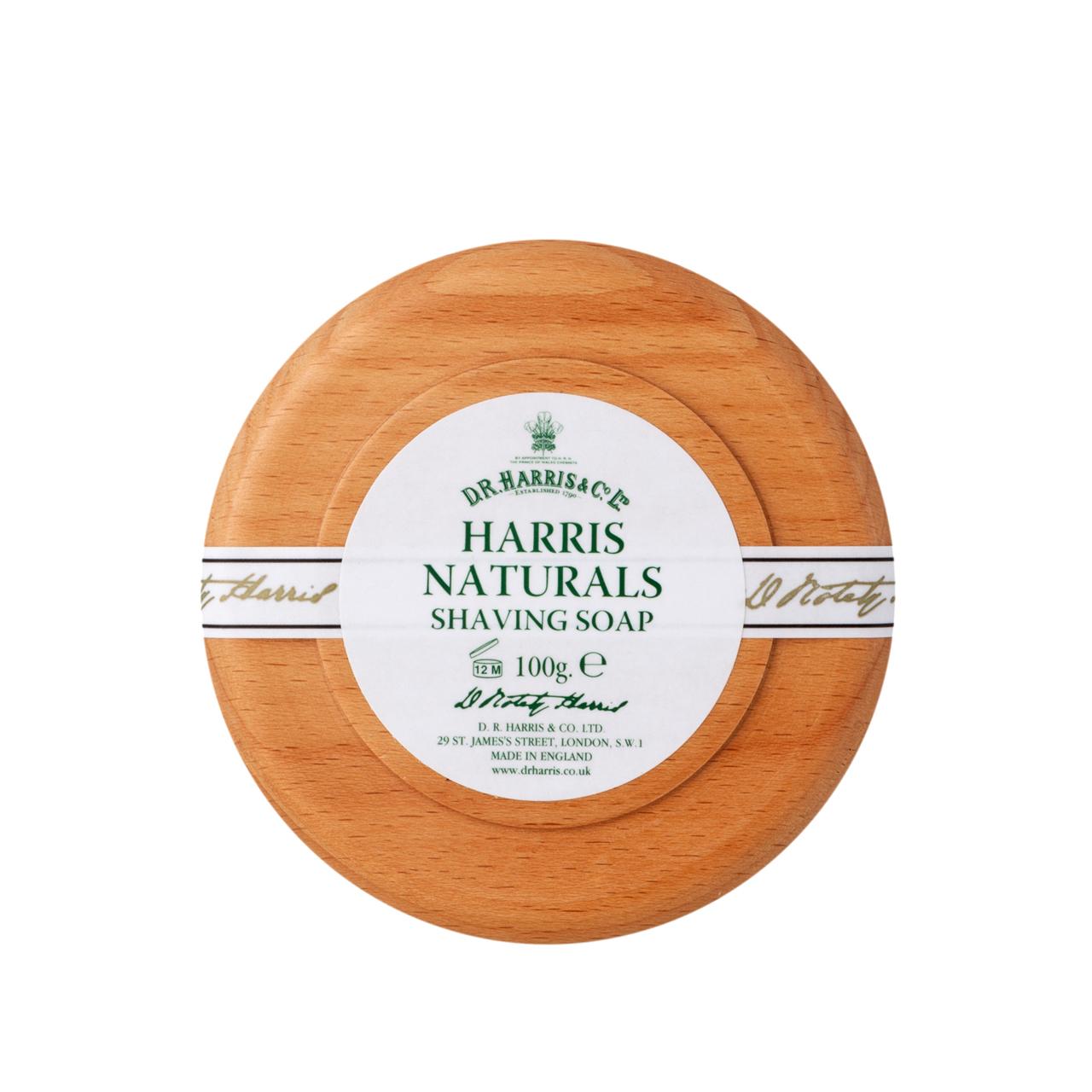 Naturals - Shaving Soap Bowl