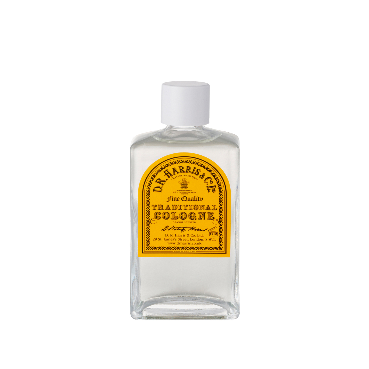 Traditional Orange - Eau de Cologne