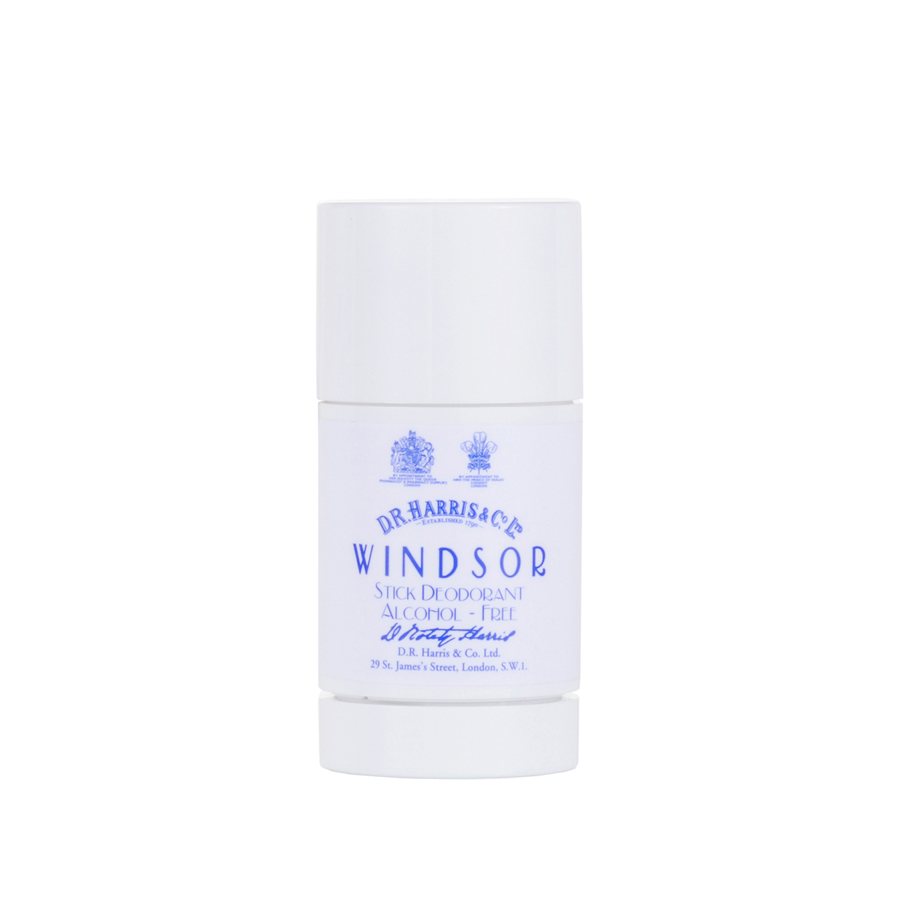 Windsor - Deodorant Stick Alcohol Free