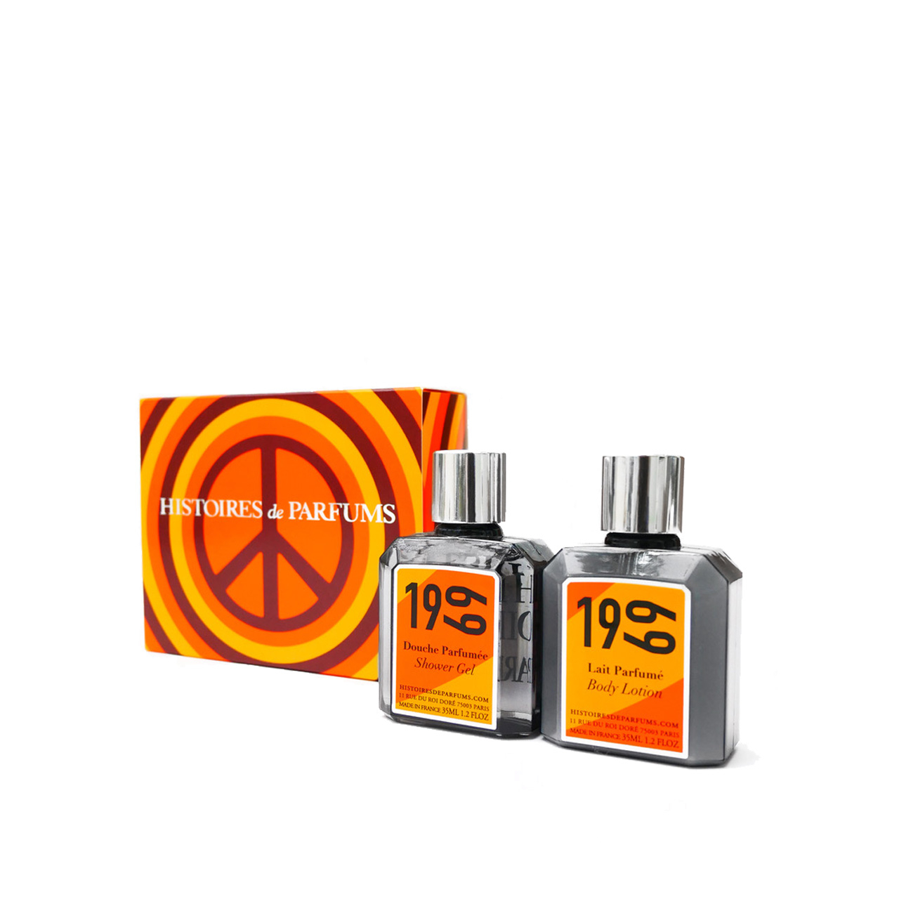 1969 - Travel Set 2 x 35 ml