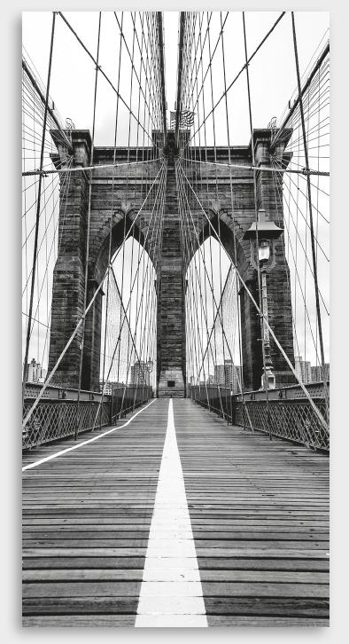 Tela Brooklyn Bridge