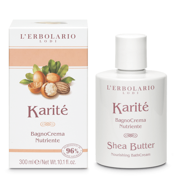 Karité Bagno Crema Nutriente 300 ml