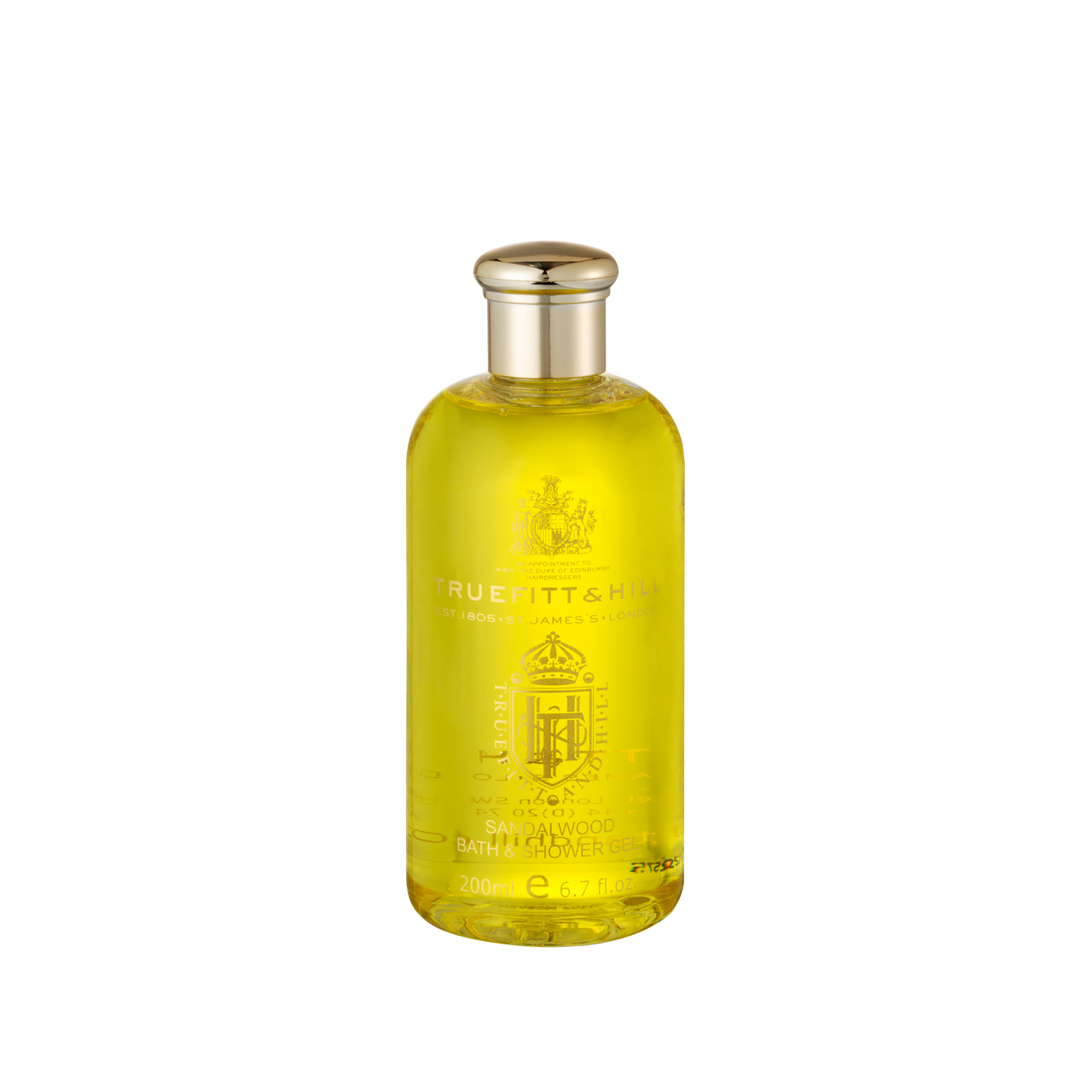 Sandalwood - Bath Gel