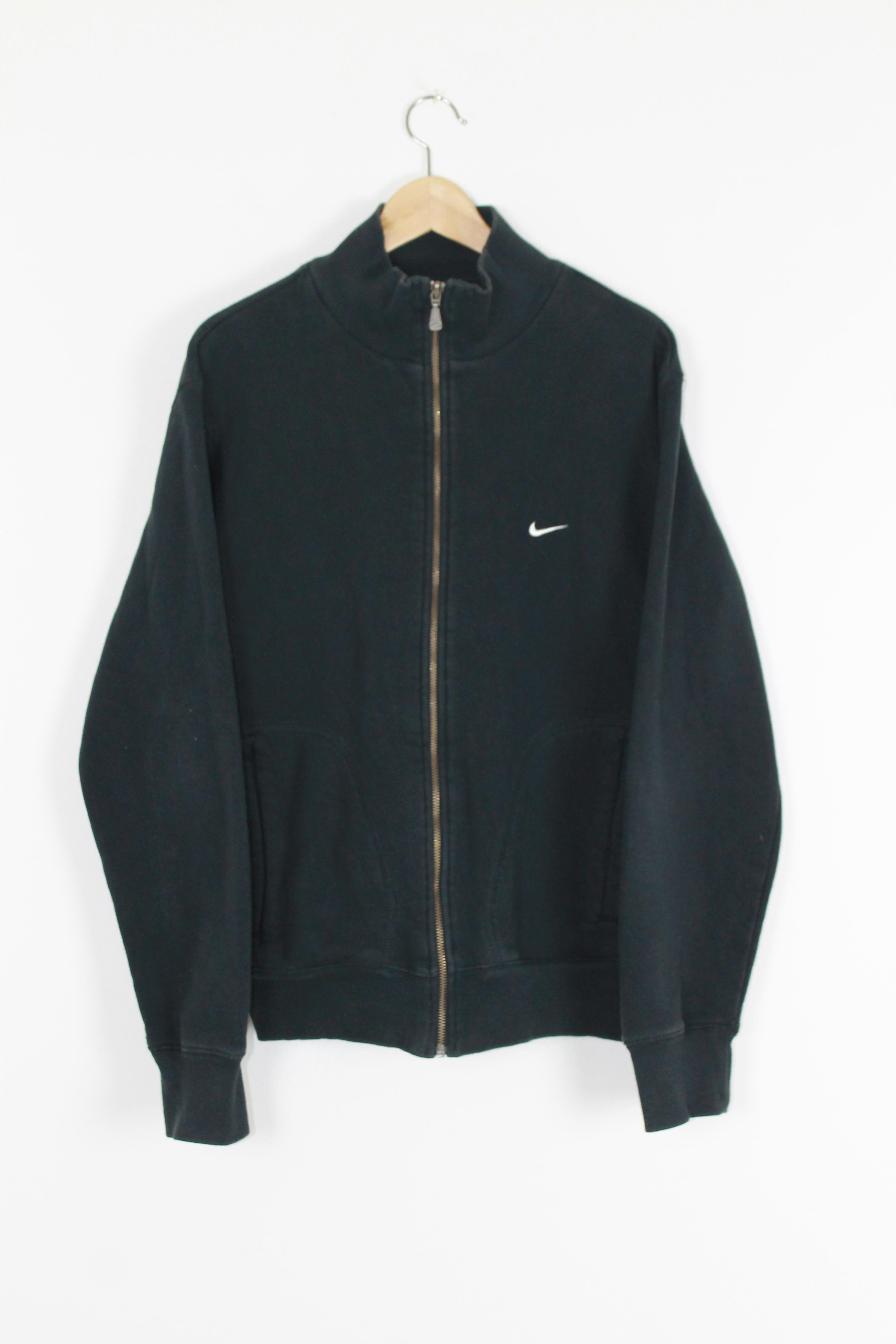 Nike - Felpa zip