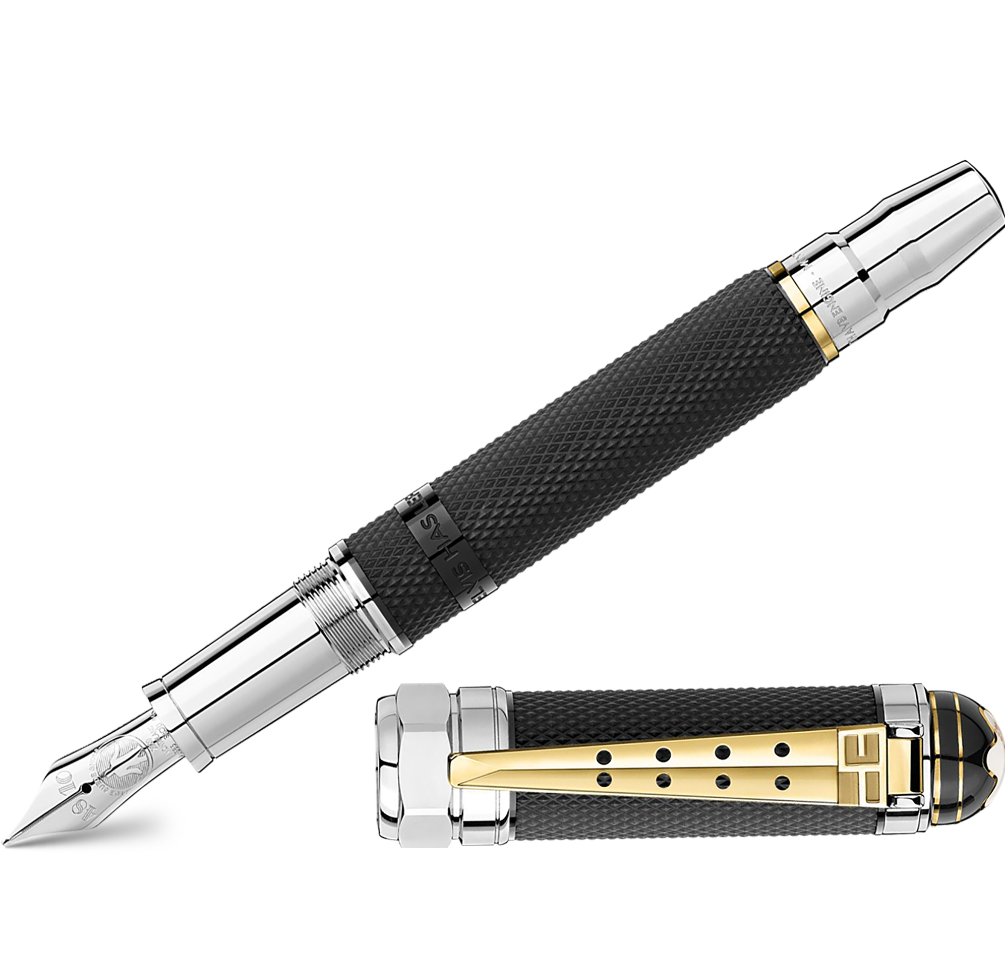 Penna Stilografica Montblanc Great Characters Elvis Presley Special Edition