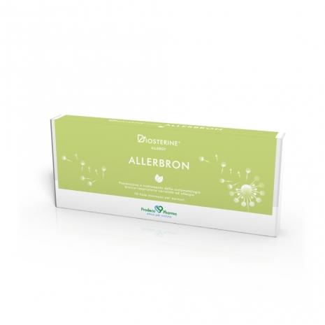 BIOSTERINE ALLERGY ALLERBRON Prodeco Pharma