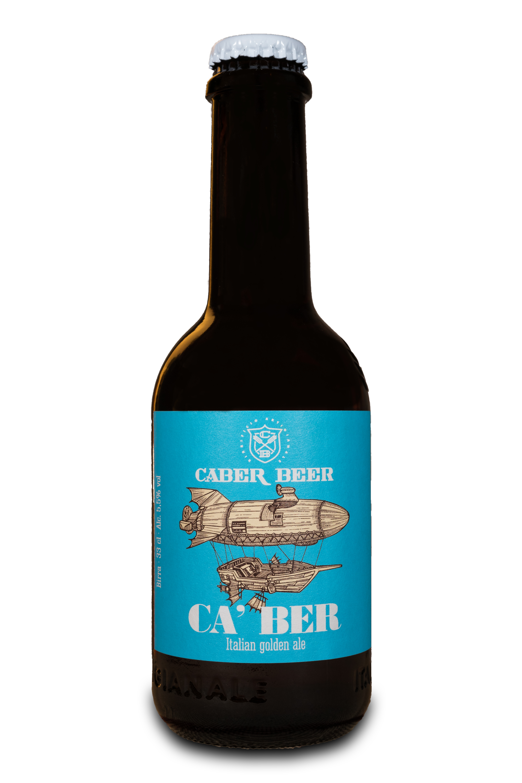 Birra Ca'ber 0,33 lt - Caber Beer