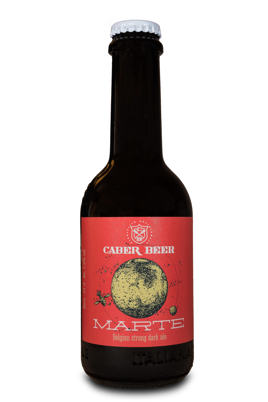 Birra Marte 0,33 lt - Caber Beer