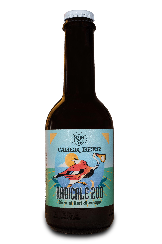 Birra Radicale200 0,33 lt - Caber Beer