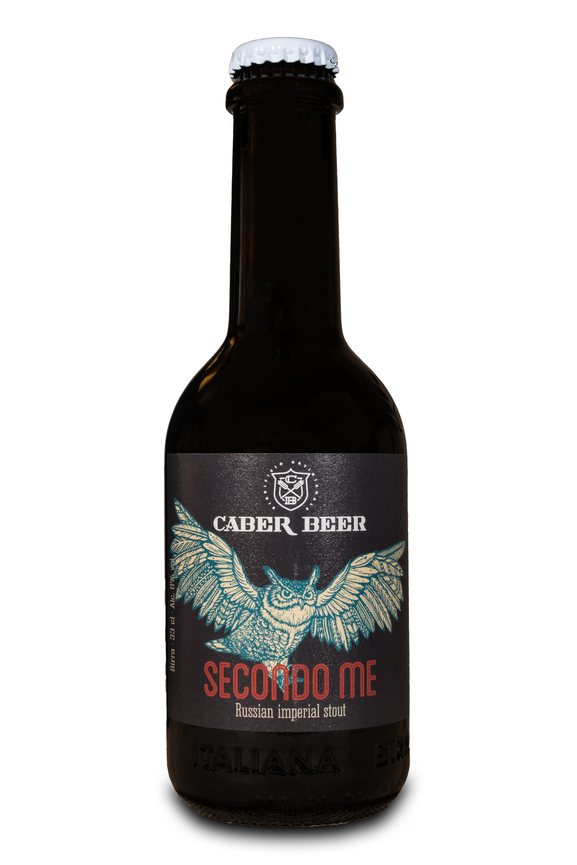 Birra Secondo Me 0,33 lt - Caber Beer