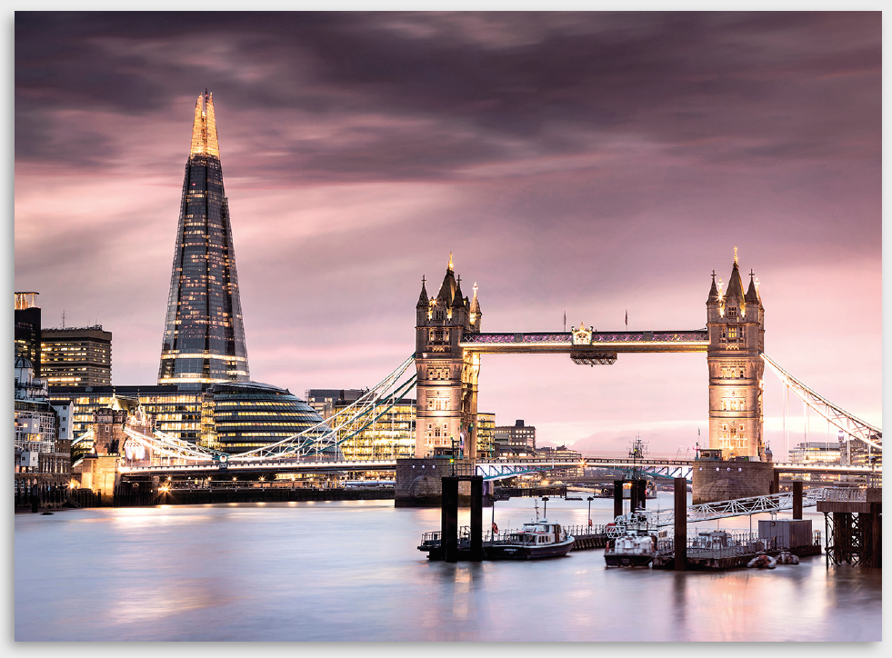 Tela London Bridge