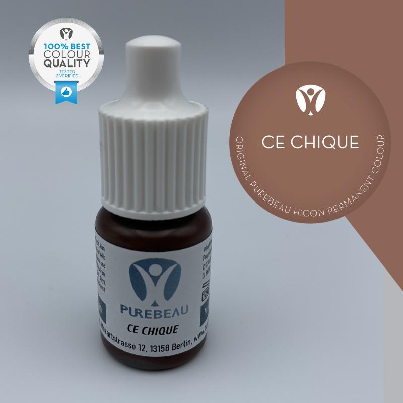 Pigmento Liquido per Microblading Purebeau - Ce Chique (5 ml)