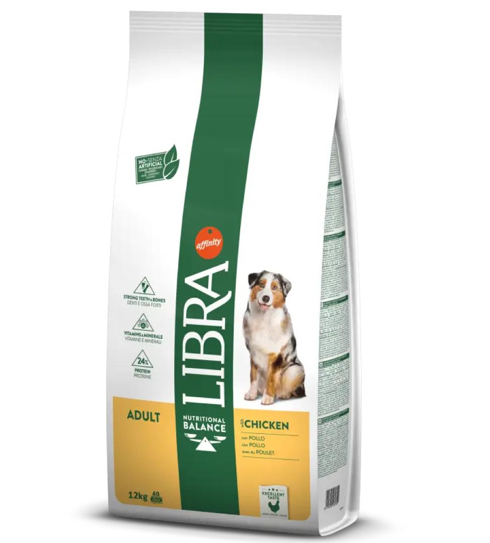 Libra Dog - Adult - Pollo - 12 kg
