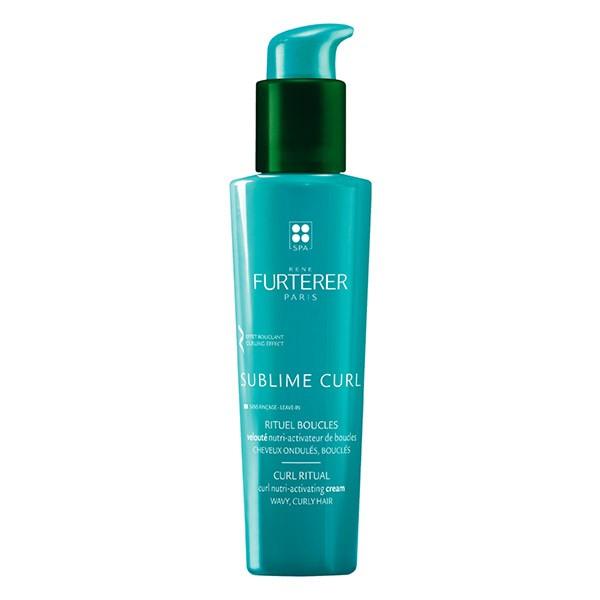 Rene Furterer Sublime Curl fluido vellutato attiva ricci - capelli ricci e ondulati