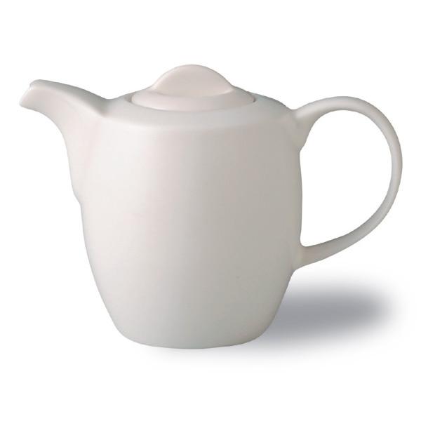 Kaffekanne New Bone China, 40.5 cl (6stck)