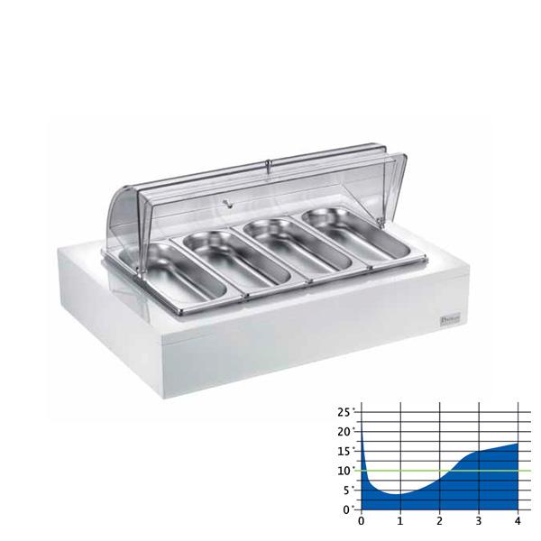 Porta verdure refrigerato (1pz)