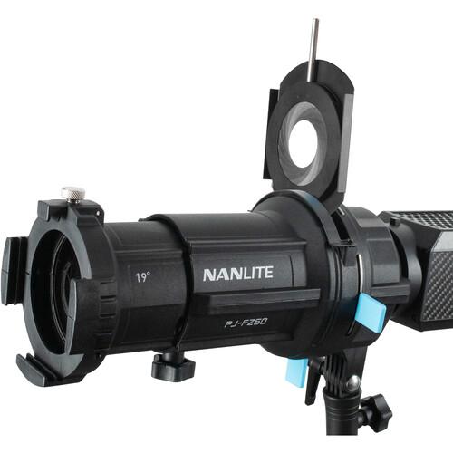 Diaframma Iris per proiettore PJ-FZ60-19