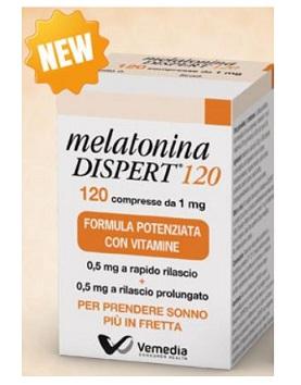 Melatonina dispert 120 compresse