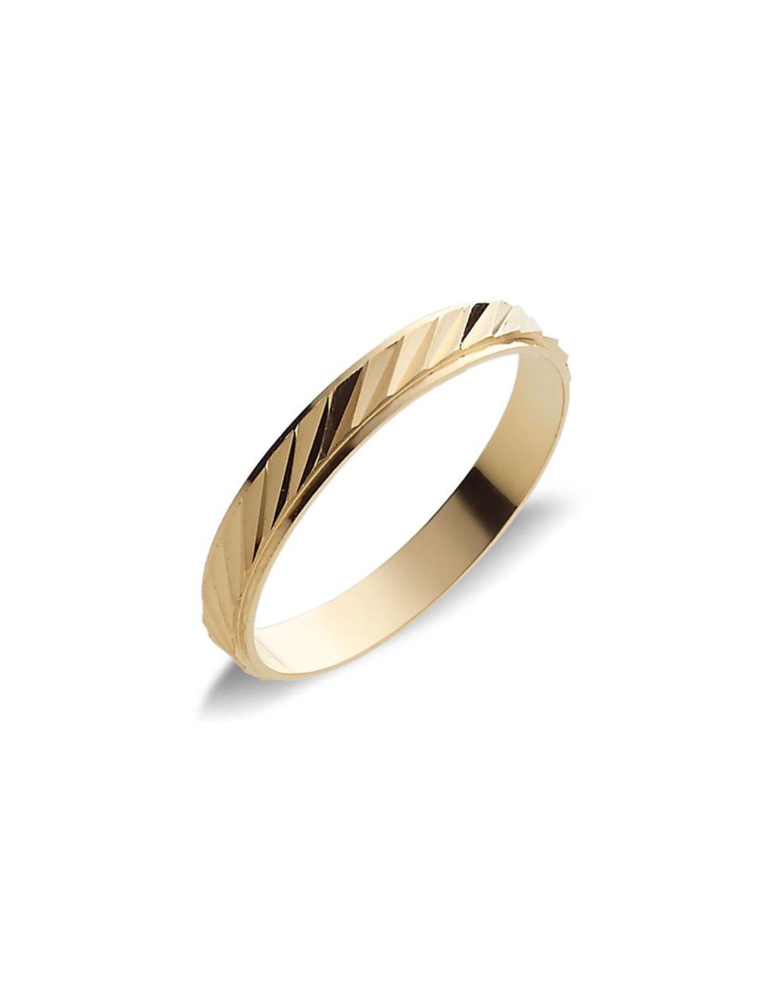 Fede Oro Diamantata Goldart