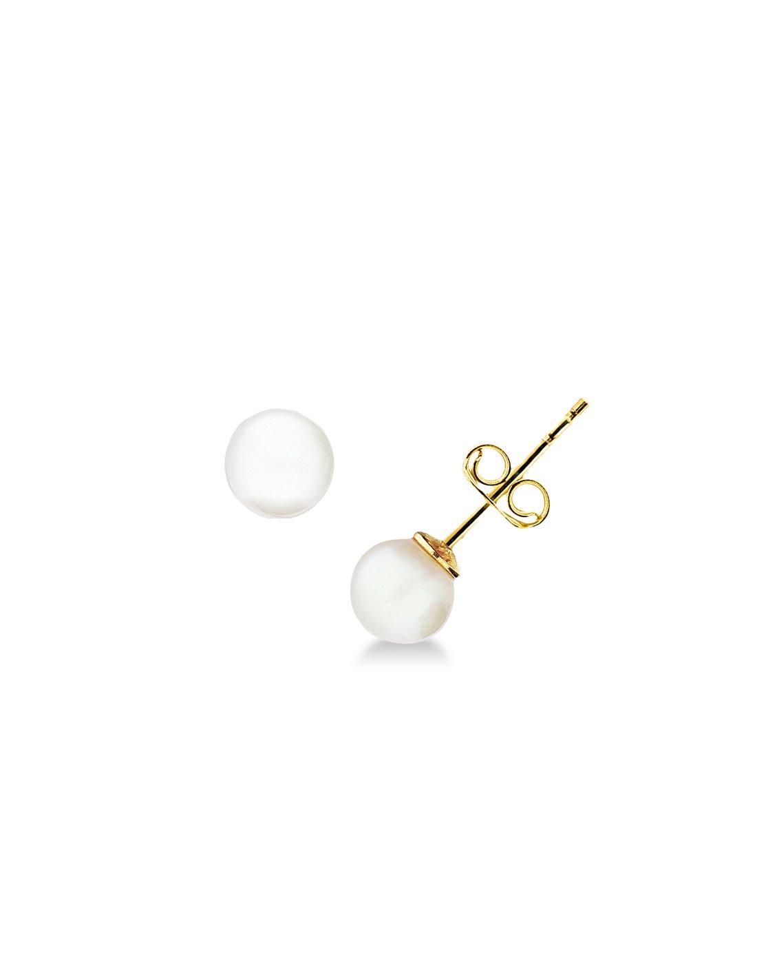 Orecchini Oro e Perla