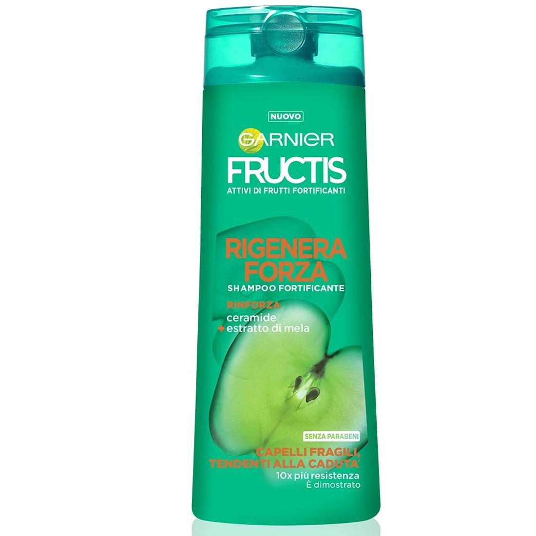FRUCTIS Shampoo Rigenera Forza Fortificante 250ml