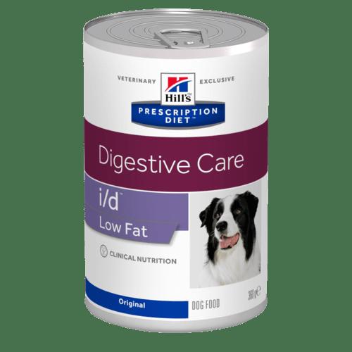 Hill's - Prescription Diet Canine - i/d Low Fat - 360g x 24 lattine