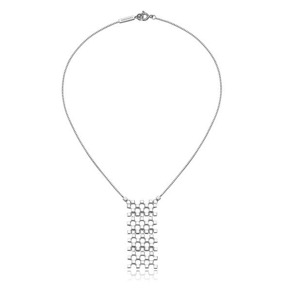 Collana PIANEGONDA collezione DOMINA in argento 925/1000