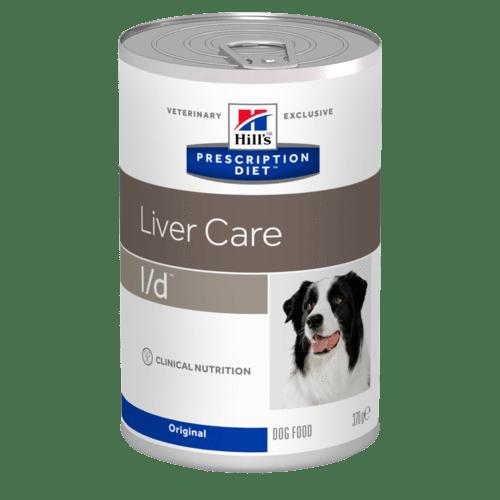 Hill's - Prescription Diet Canine - l/d - 370g x 24 lattine