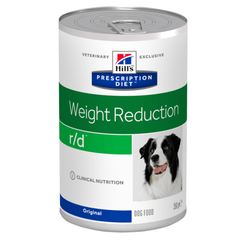 Hill's - Prescription Diet Canine - r/d - 350g x 24 lattine