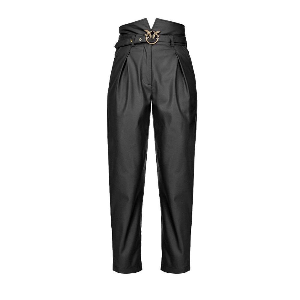 Pantalone Aurelio Nero Pinko F/W 2021