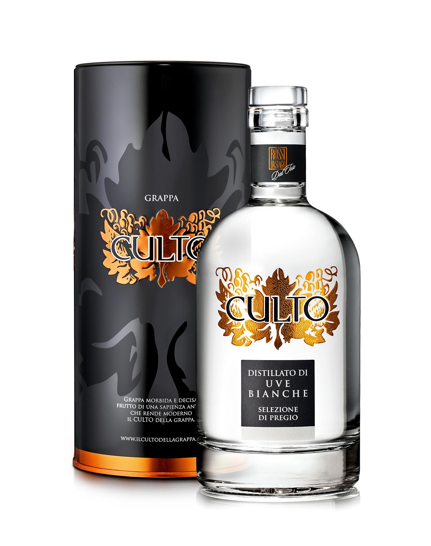 Culto Distillato d'Uva - confezione regalo
