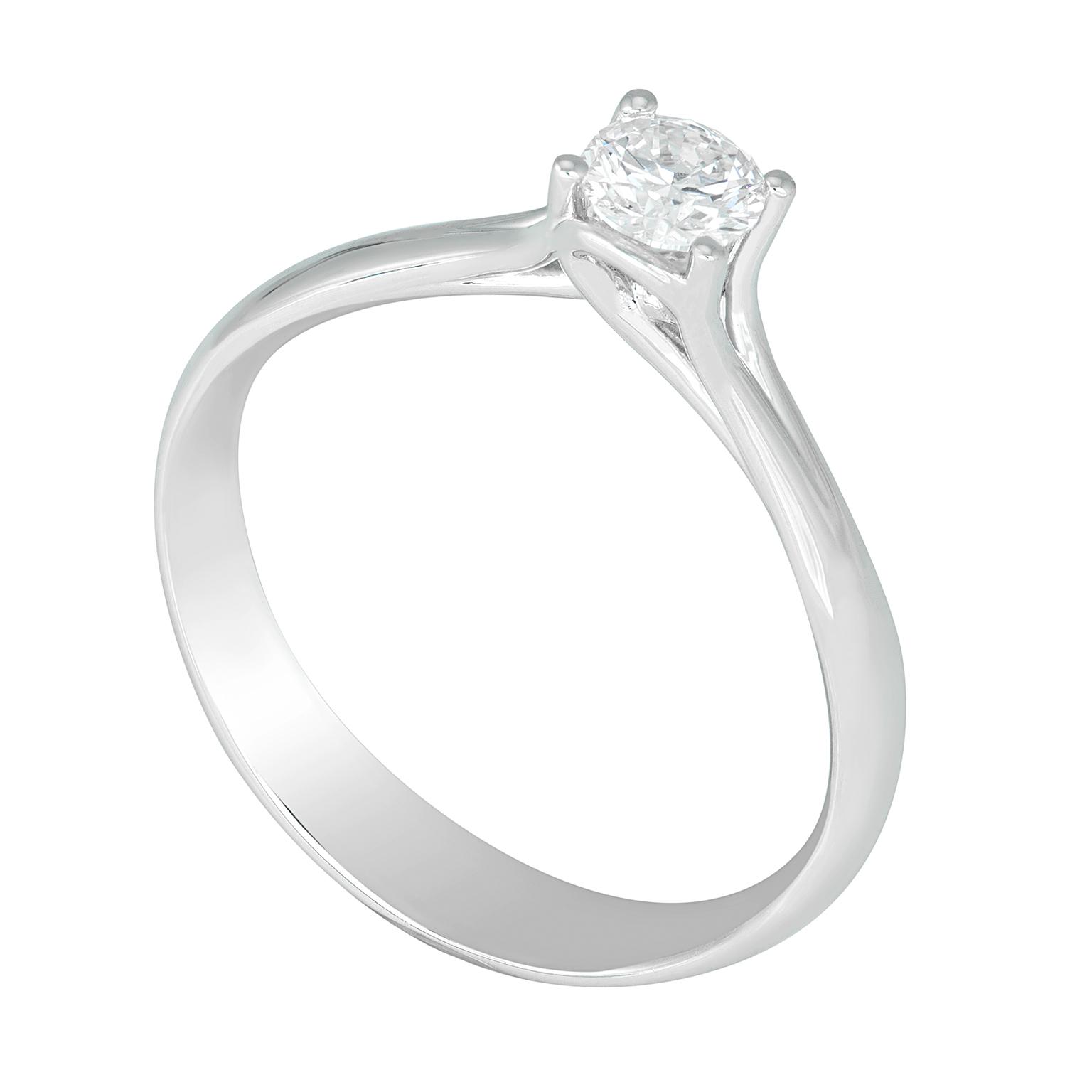 ANELLO SOLITARIO INFINITO, World Diamond Group