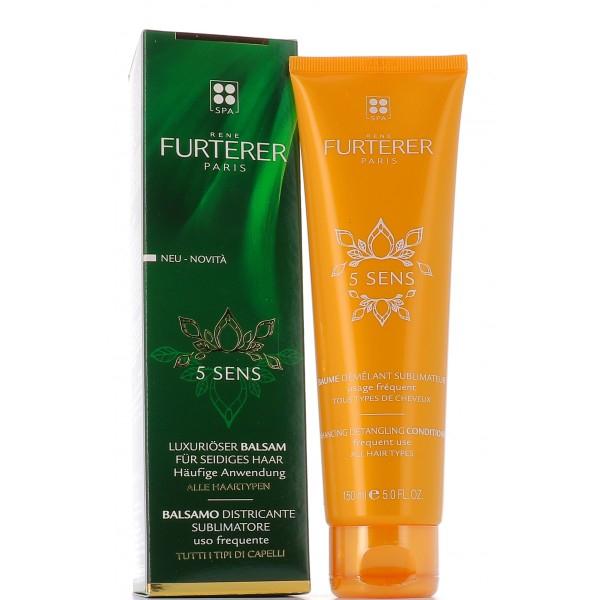 Rene Furterer 5 sens balsamo districante sublimatore per tutti i tipi di capelli