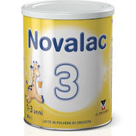 NOVALAC 3 800gr