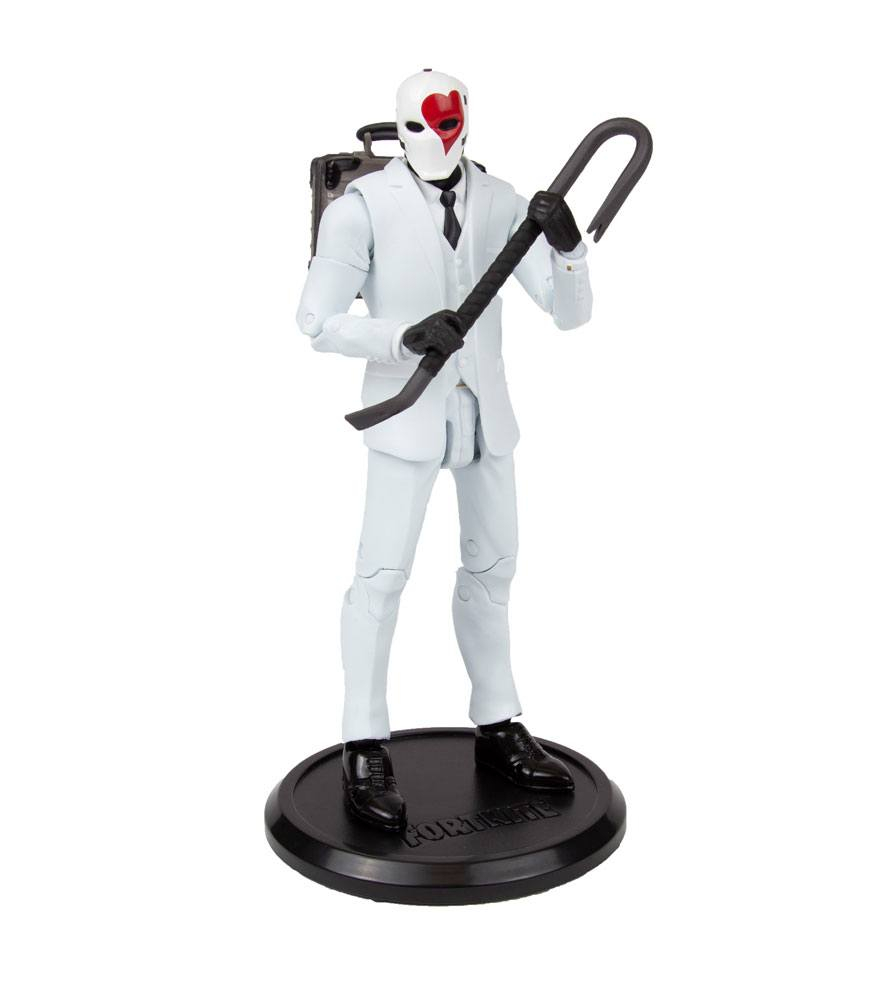 Fortnite Series Action Figures: WILD CARD (red) by McFarlane