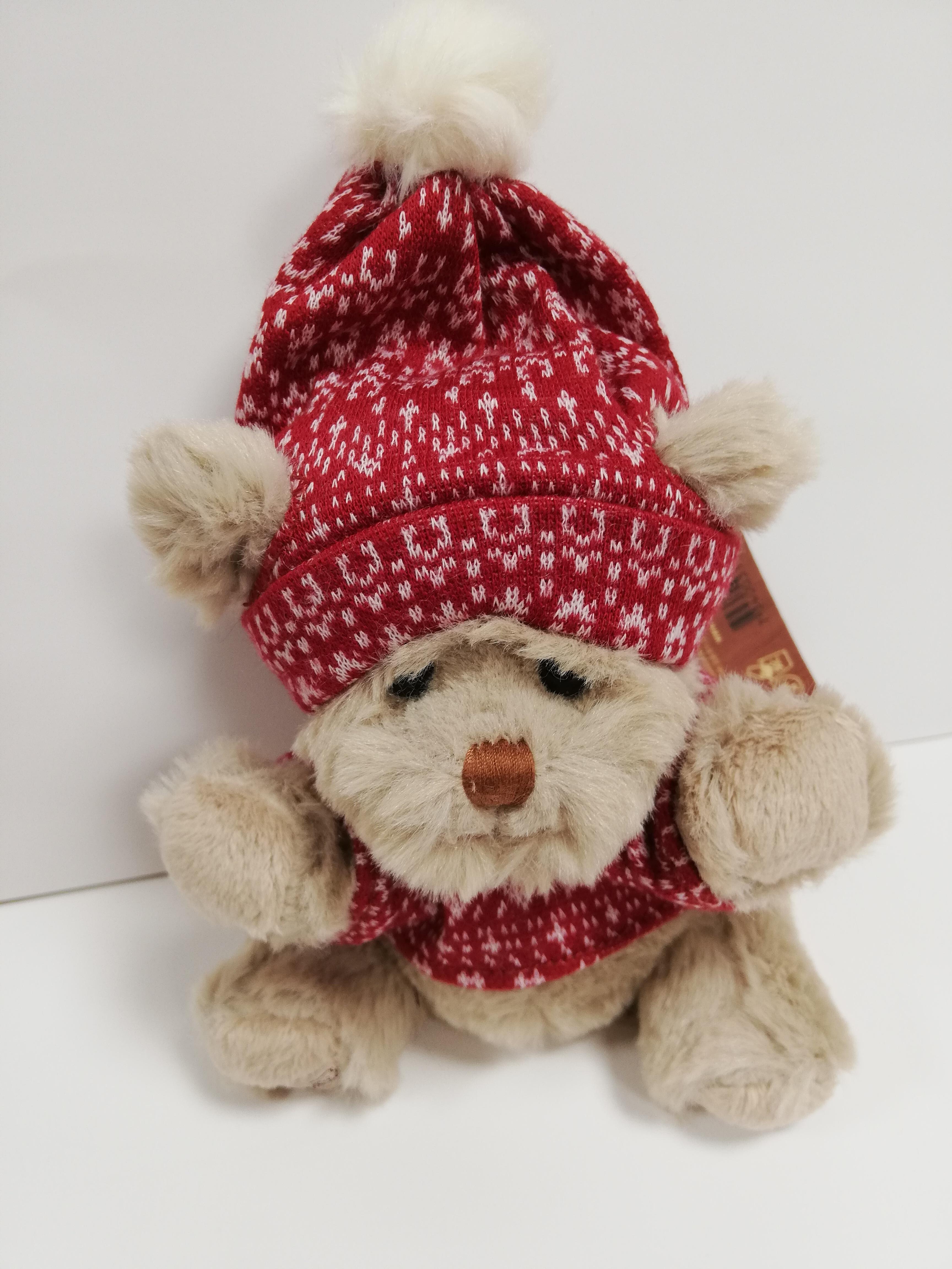 mini orso natale