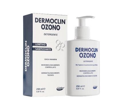 LINKER DERMOCLIN OZONO DETERGENTE INTIMO 250ML