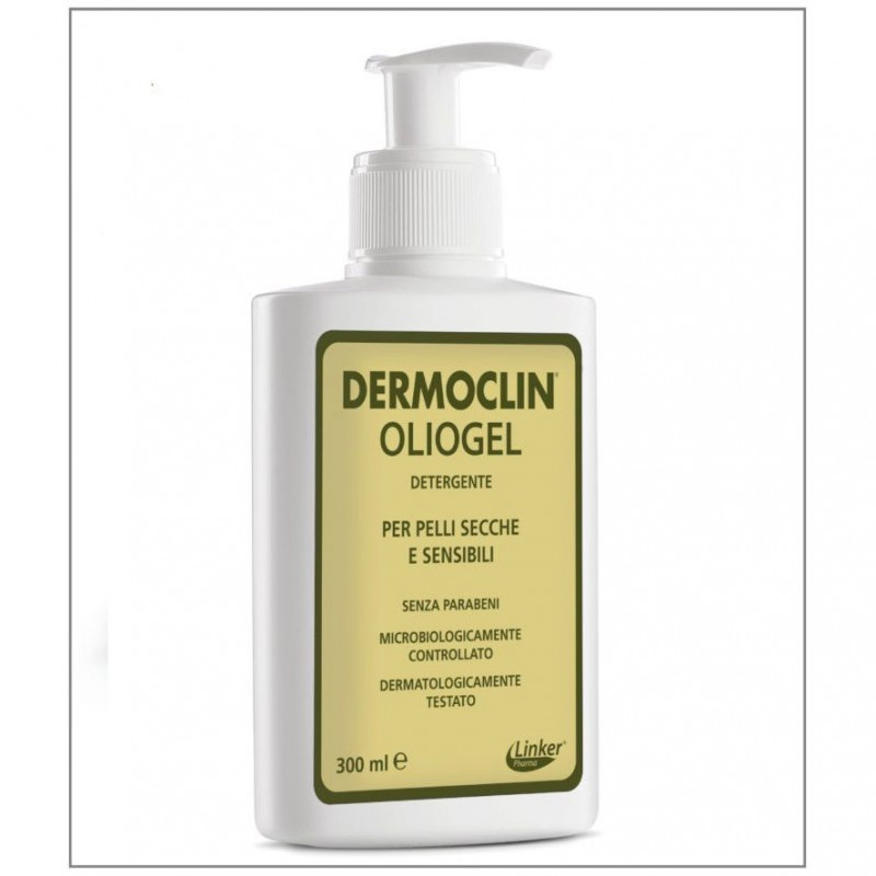 DERMOCLIN OLIOGEL DETERGENTE 300ML