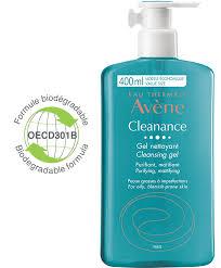 Avene cleanance gel detergente 500ml