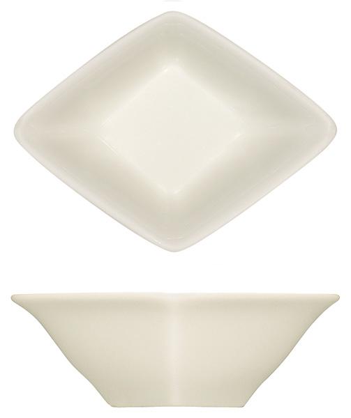 Raffinesse rhombus shaped bowl (6pcs)